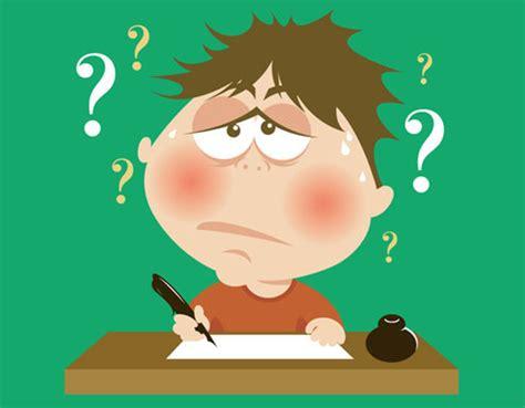 Assessing student affect essay